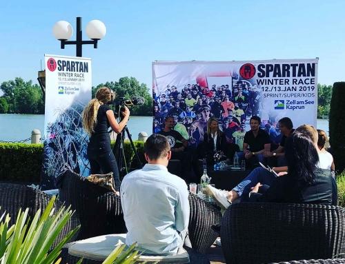 Spartan Race: Erstes und einziges Spartan Winter Race in Zell am See-Kaprun